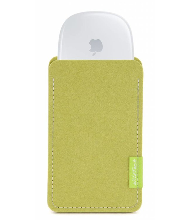 Apple Magic Mouse Sleeve Lime-Green