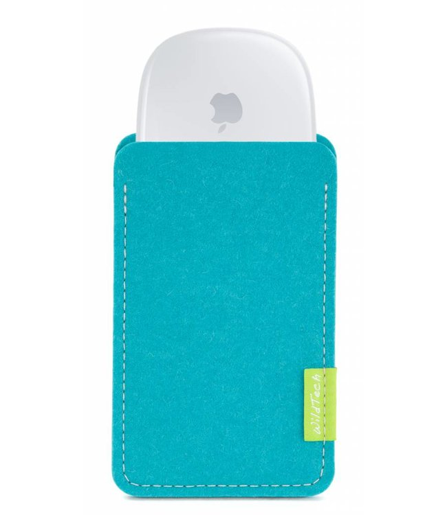 Apple Magic Mouse Sleeve Turquoise
