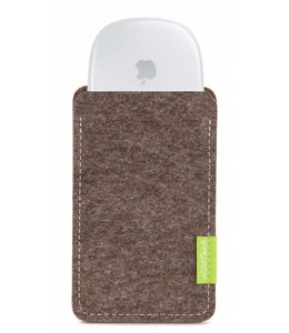 Apple Magic Mouse Sleeve Nature-Flecked