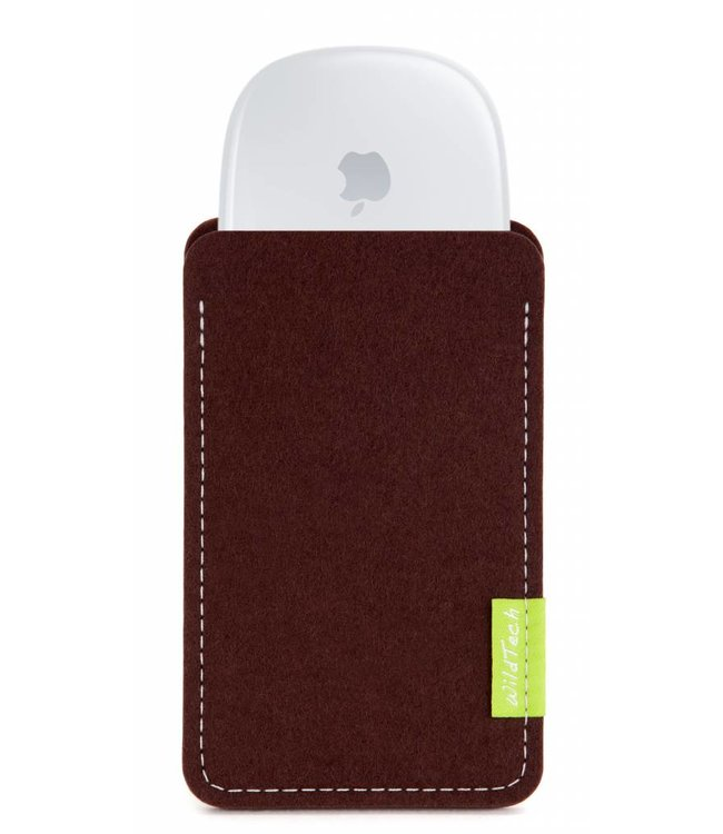 Apple Magic Mouse Sleeve Dark-Brown