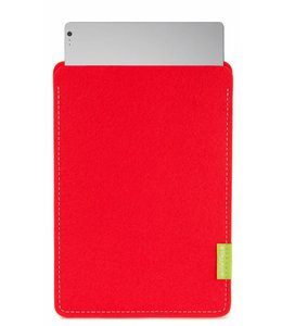 Microsoft Surface Book/Laptop Sleeve Bright-Red