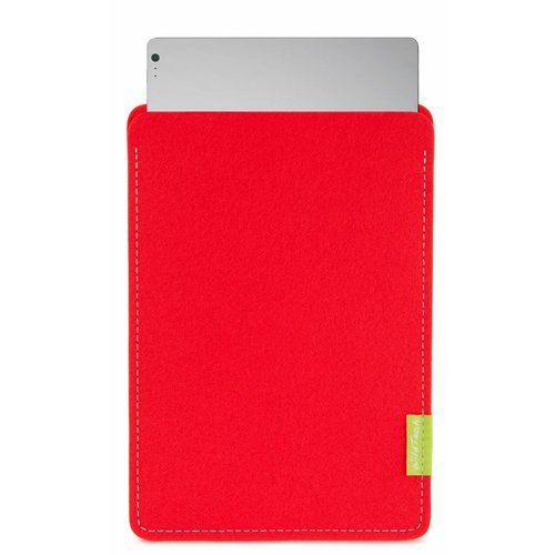 Microsoft Surface Book Sleeve Bright-Red