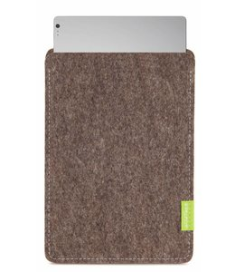Microsoft Surface Book/Laptop Sleeve Natur-Meliert
