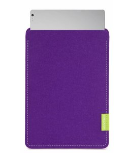 Microsoft Surface Book Sleeve Lila