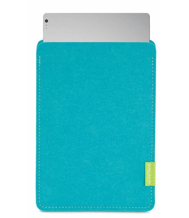 Microsoft Surface Book/Laptop Sleeve Turquoise