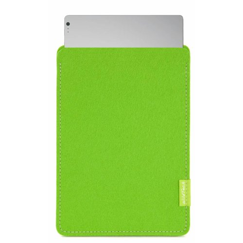 Microsoft Surface Book Sleeve Bright-Green