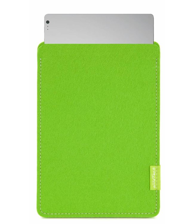 Microsoft Surface Book Sleeve Bright-Green