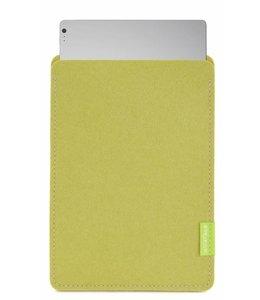 Microsoft Surface Book/Laptop Sleeve Lindgrün