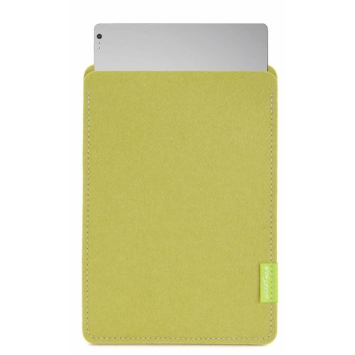 Microsoft Surface Book Sleeve Lime-Green