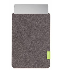 Microsoft Surface Book Sleeve Grau