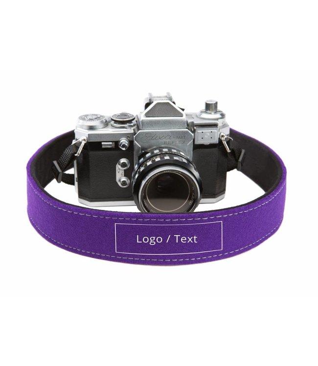 Individual CameraStrap Purple