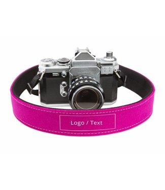 Individuelles KameraStrap Pink