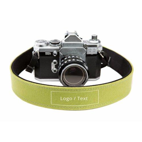 Individual CameraStrap Lime-Green