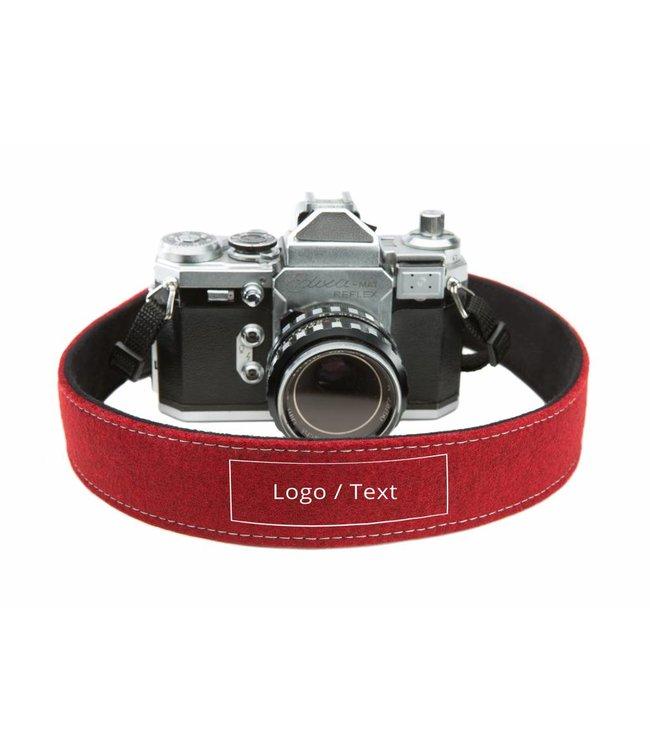 Individual CameraStrap Cherry