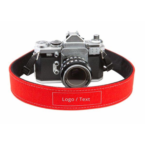 Individual CameraStrap Bright-Red