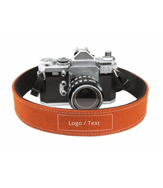 Individual CameraStrap Rust