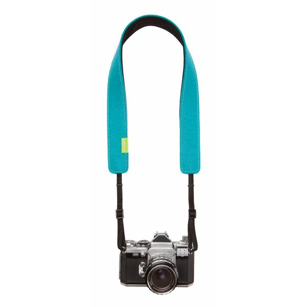 Individual CameraStrap Turquoise