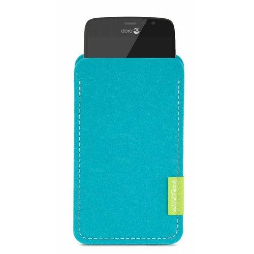 Doro Sleeve Turquoise