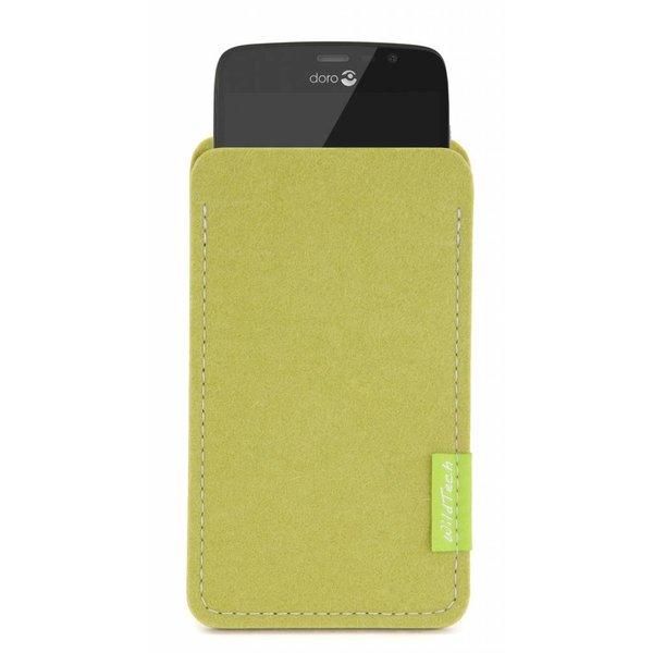 Doro Sleeve Lime-Green