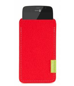Doro Sleeve Bright-Red