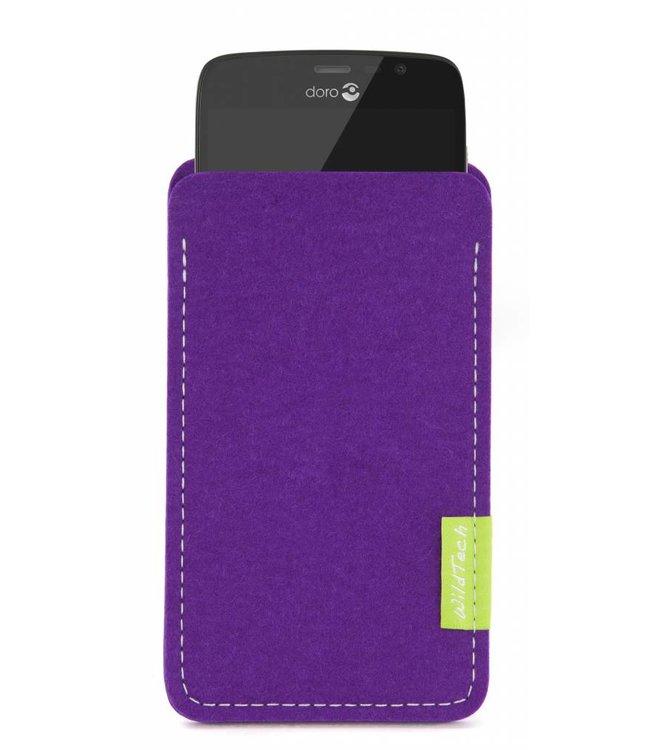 Doro Sleeve Purple