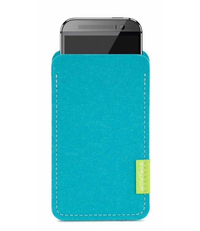 HTC U / Desire / One Sleeve Turquoise