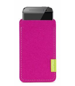 HTC One/Desire Sleeve Pink