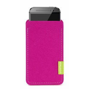 HTC One/Desire Sleeve Pink