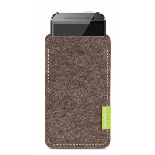 HTC One/Desire Sleeve Nature-Flecked