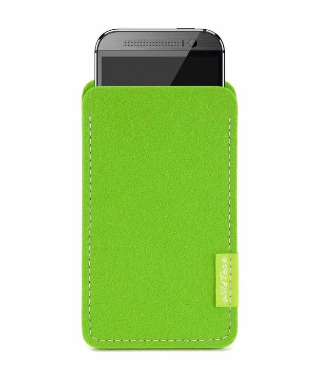 HTC U / Desire / One Sleeve Bright-Green