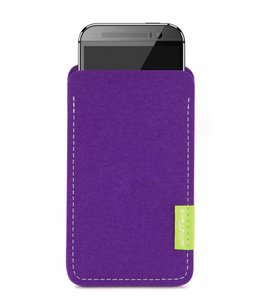 HTC One/Desire Sleeve Lila