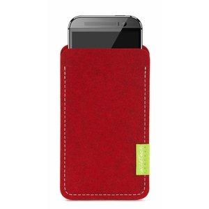HTC One/Desire Sleeve Cherry