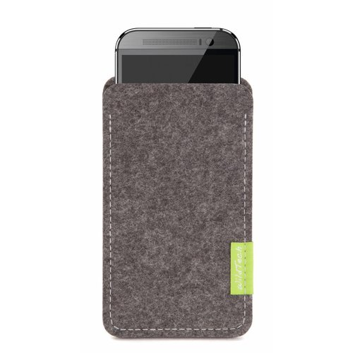 HTC One/Desire Sleeve Grey