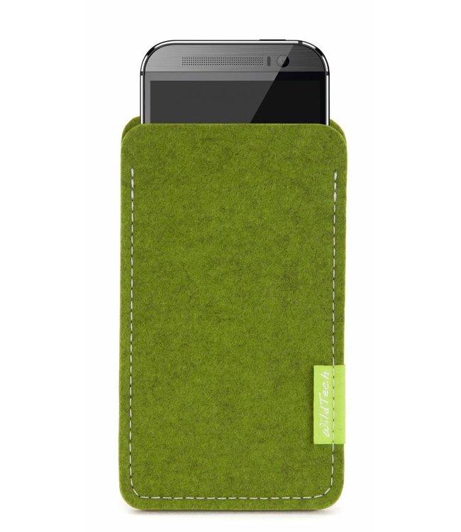 HTC One/Desire Sleeve Farn-Green