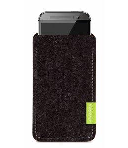 HTC One/Desire Sleeve Anthrazit