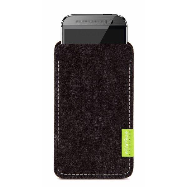 HTC One/Desire Sleeve Anthracite
