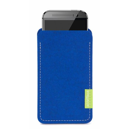 HTC One/Desire Sleeve Azure