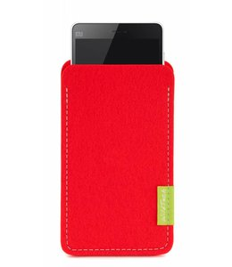 Xiaomi Mi / Redmi Sleeve Bright-Red