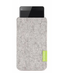 Xiaomi Mi / Redmi Sleeve Hellgrau