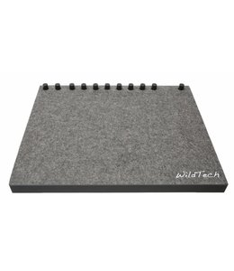 Ableton Push DeckCover Grau