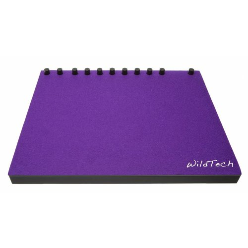 Ableton Push DeckCover Purple