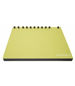 Ableton Push DeckCover Lime-Green