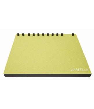 Ableton Push DeckCover Lindgrün