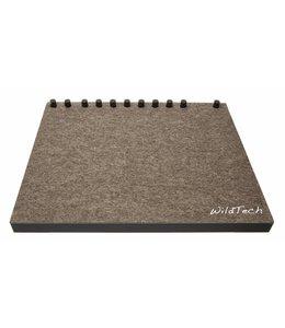 Ableton Push DeckCover Natur-Meliert
