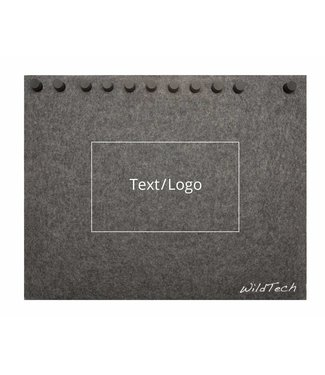 Ableton Individuelles Push DeckCover Grau