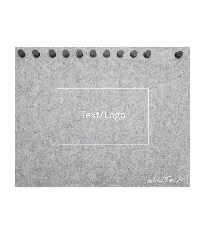 Ableton Individual Push DeckCover Light-Grey