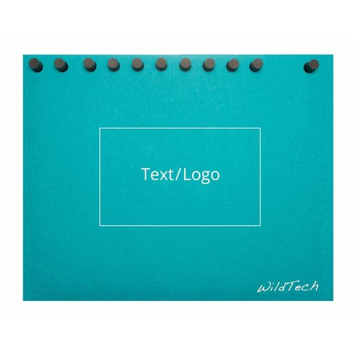 Ableton Individual Push DeckCover Turquoise