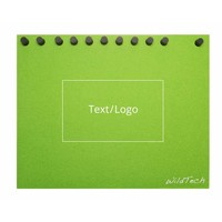 Ableton Individual Push DeckCover Bright-Green