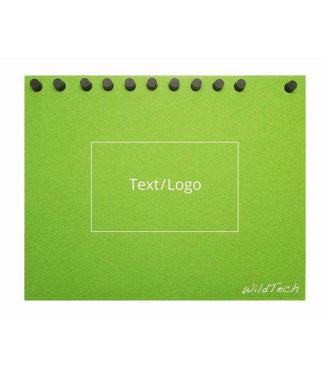 Ableton Individual Push DeckCover Bright-Green