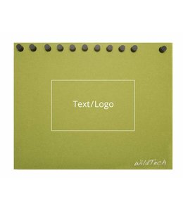 Ableton Individual Push DeckCover Lime-Green